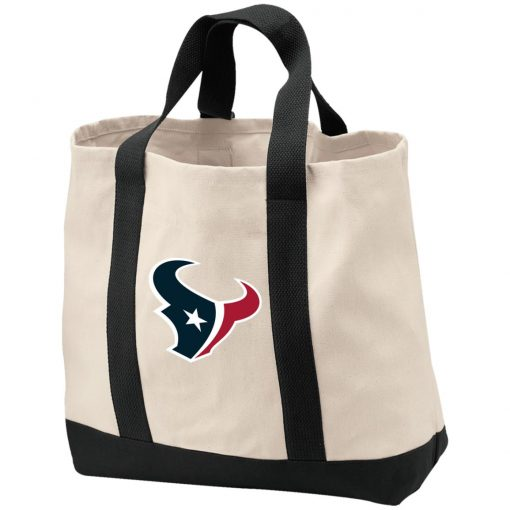 Private: Houston Texans 2-Tone Shopping Tote