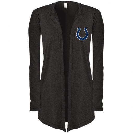 Private: Indianapolis Colts NFL Women's Hooded Cardigan