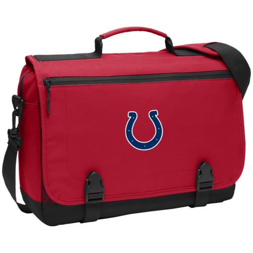 Private: Indianapolis Colts NFL Messenger Briefcase