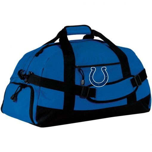 Private: Indianapolis Colts NFL Basic Large-Sized Duffel Bag