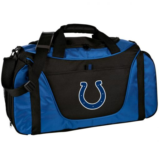 Private: Indianapolis Colts NFL Medium Color Block Gear Bag