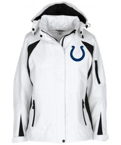 Private: Indianapolis Colts NFL Ladies' Embroidered Jacket