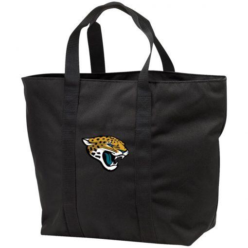 Private: Jacksonville Jaguars All Purpose Tote Bag