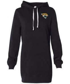 Private: Jacksonville Jaguars Women's Hooded Pullover Dress