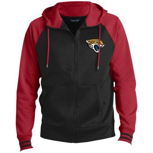 Private: Jacksonville Jaguars Men's Sport-Wick® Full-Zip Hooded Jacket