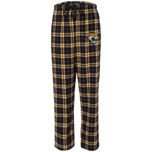 Private: Jacksonville Jaguars Unisex Flannel Pants