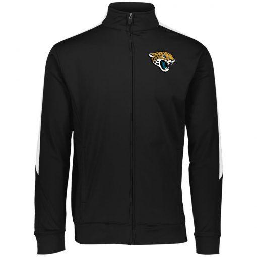 Private: Jacksonville Jaguars Performance Colorblock Full Zip