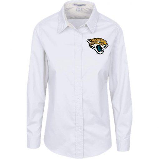 Private: Jacksonville Jaguars Ladies' LS Blouse