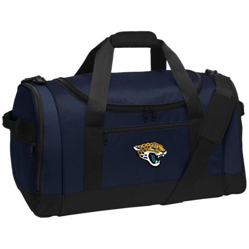Private: Jacksonville Jaguars Travel Sports Duffel