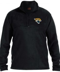Private: Jacksonville Jaguars 1/4 Zip Fleece Pullover