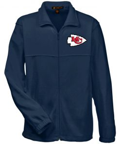 Private: Kansas City Chiefs Fleece Full-Zip