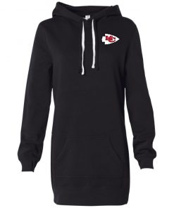 Private: Kansas City Chiefs Women's Hooded Pullover Dress