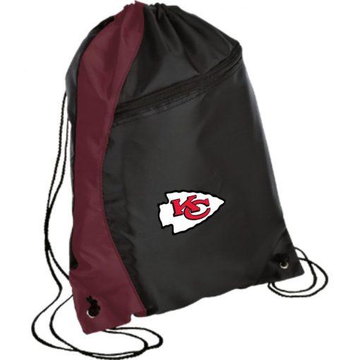 Private: Kansas City Chiefs Colorblock Cinch Pack