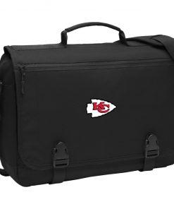 Private: Kansas City Chiefs Messenger Briefcase