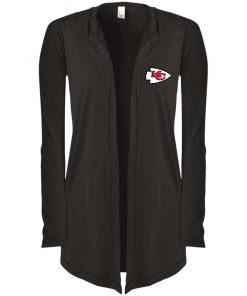 Private: Kansas City Chiefs Women's Hooded Cardigan