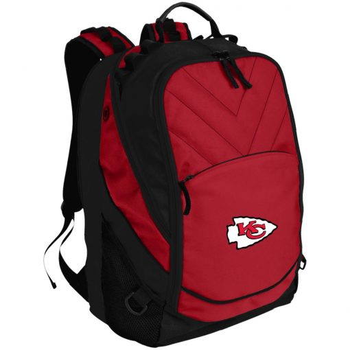 Private: Kansas City Chiefs Laptop Computer Backpack