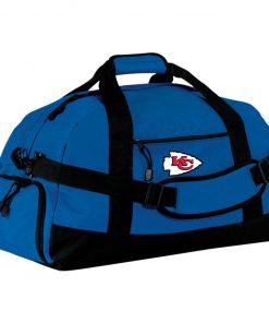 Private: Kansas City Chiefs Basic Large-Sized Duffel Bag