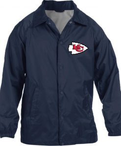 Private: Kansas City Chiefs Nylon Staff Jacket