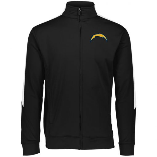 Private: Los Angeles Chargers Performance Colorblock Full Zip