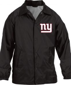 Private: New York Giants Nylon Staff Jacket