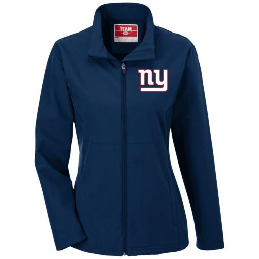 Private: New York Giants Ladies' Soft Shell Jacket