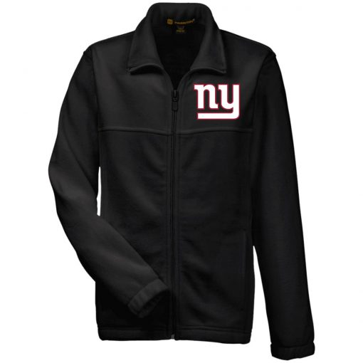 Private: New York Giants Youth Fleece Full Zip