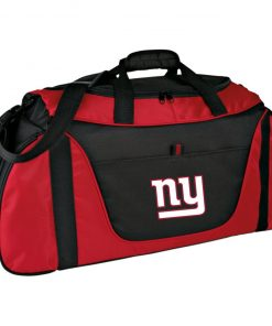 Private: New York Giants Medium Color Block Gear Bag