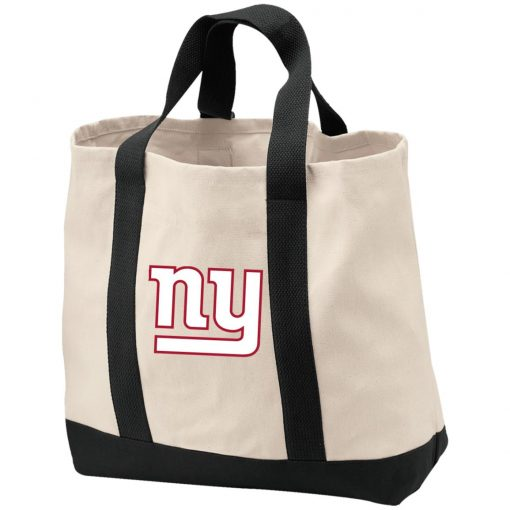 Private: New York Giants 2-Tone Shopping Tote