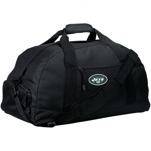 Private: New York Jets Basic Large-Sized Duffel Bag