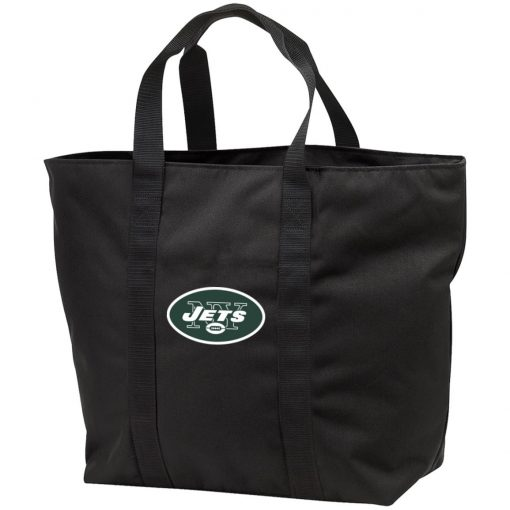 Private: New York Jets All Purpose Tote Bag