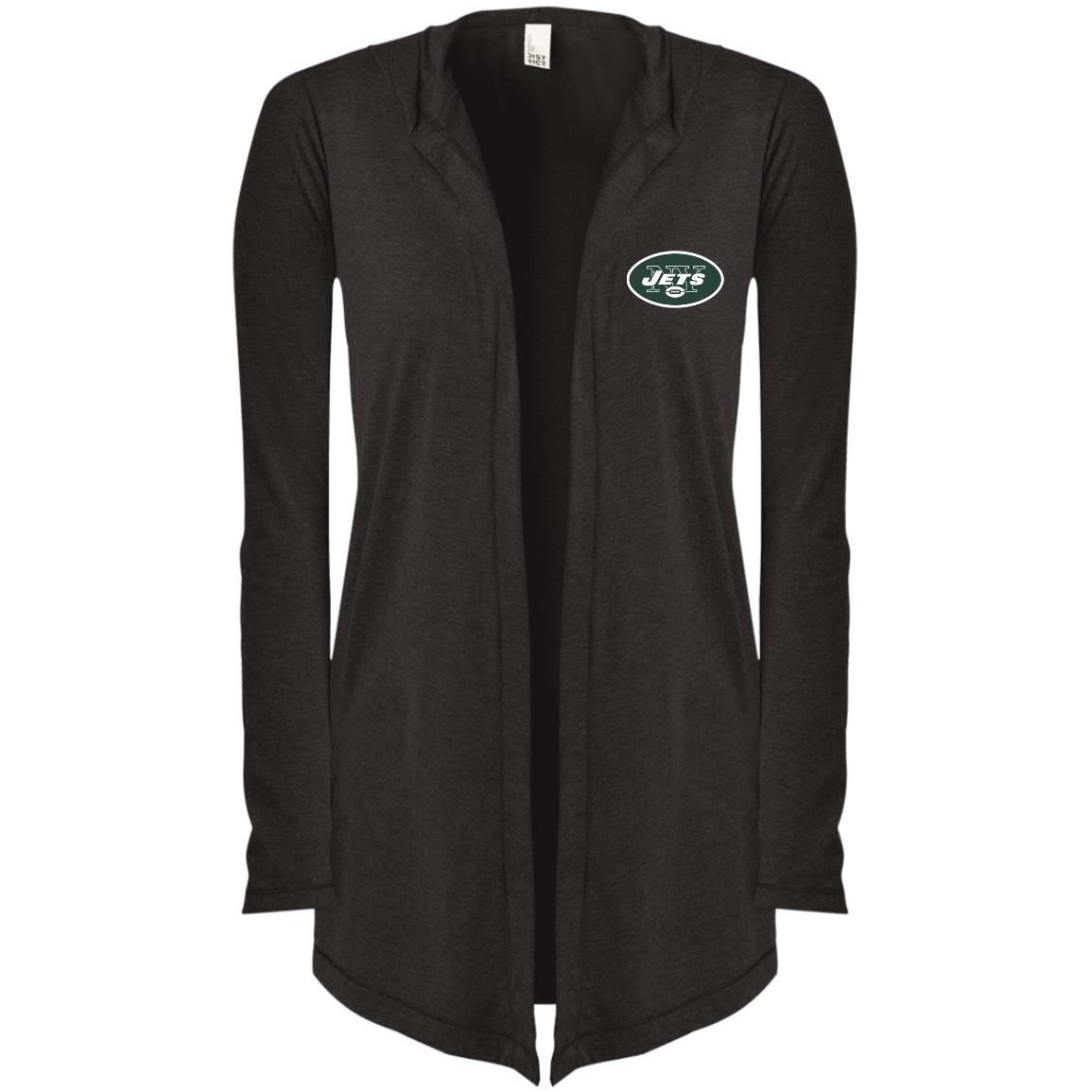 Private: New York Jets Women's Hooded Cardigan