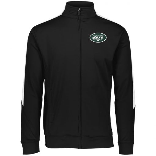 Private: New York Jets Performance Colorblock Full Zip