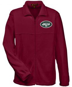 Private: New York Jets Fleece Full-Zip