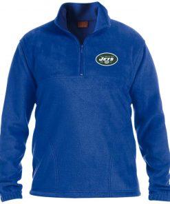 Private: New York Jets 1/4 Zip Fleece Pullover