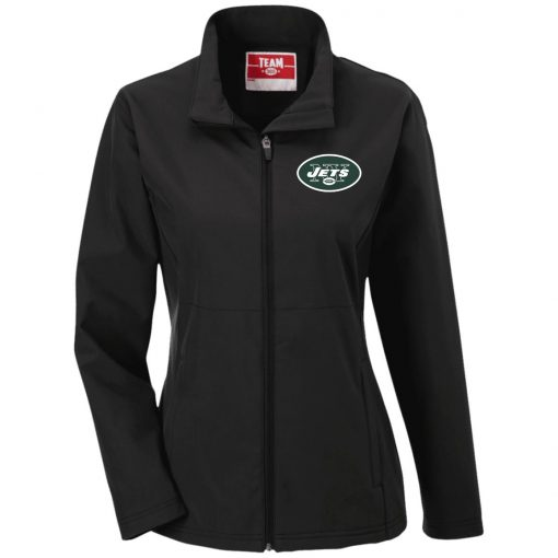 Private: New York Jets TT80W Ladies' Soft Shell Jacket