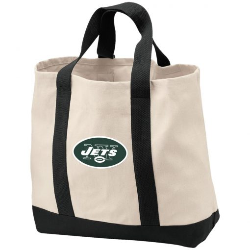 Private: New York Jets 2-Tone Shopping Tote