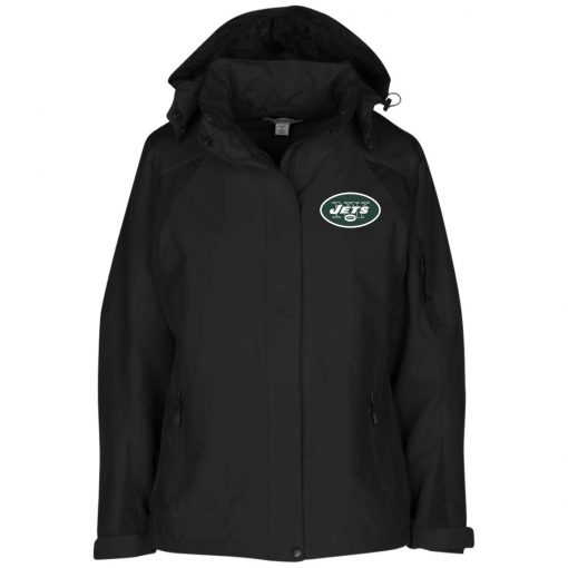 Private: New York Jets Ladies' Embroidered Jacket