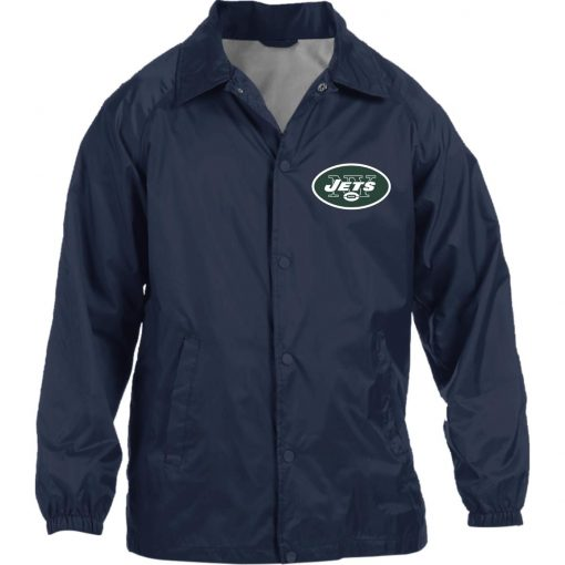 Private: New York Jets Nylon Staff Jacket