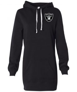 Private: Oakland Raiders Women's Hooded Pullover Dress