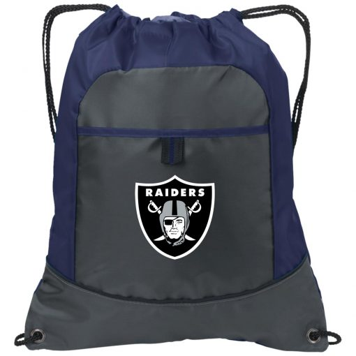 Private: Oakland Raiders Pocket Cinch Pack