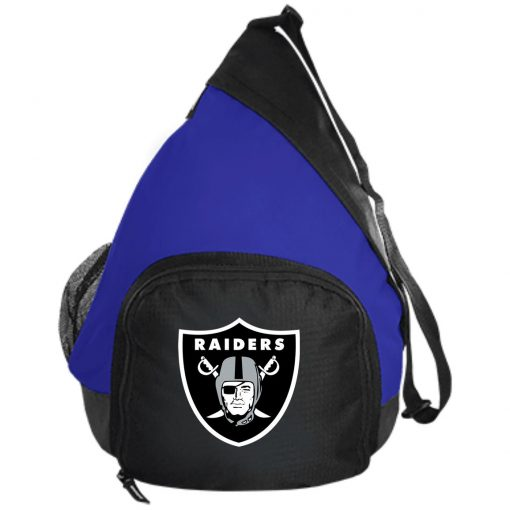 Private: Oakland Raiders Active Sling Pack