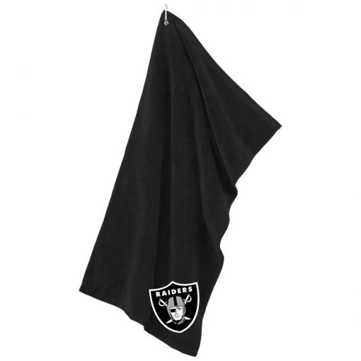 Private: Oakland Raiders Microfiber Golf Towel