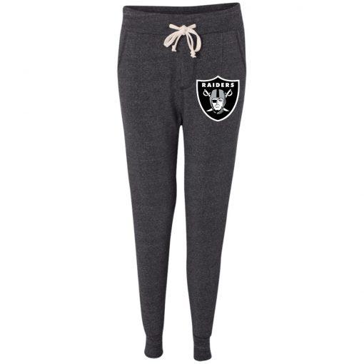 Private: Oakland Raiders Ladies' Fleece Jogger