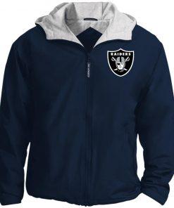 Private: Oakland Raiders Team Jacket