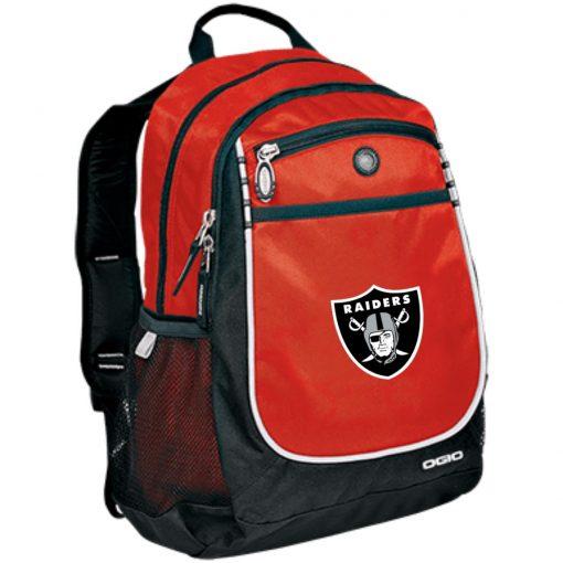Private: Oakland Raiders Rugged Bookbag