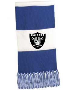 Private: Oakland Raiders Fringed Scarf