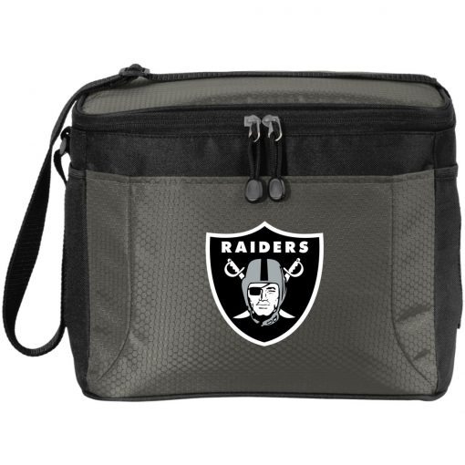 Private: Oakland Raiders 12-Pack Cooler