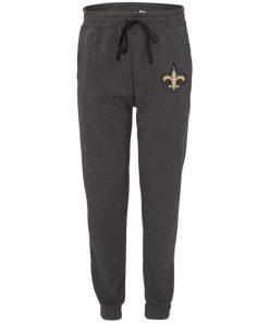 Private: Orleans Saints Adult Fleece Joggers