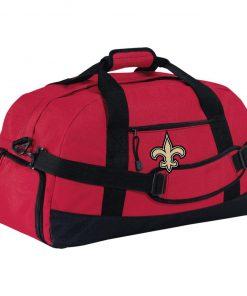 Private: Orleans Saints Basic Large-Sized Duffel Bag