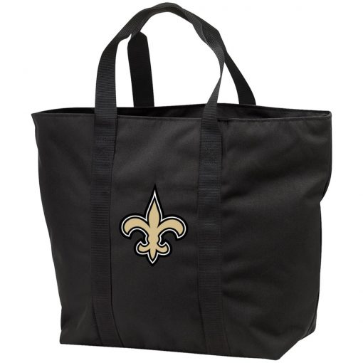Private: Orleans Saints All Purpose Tote Bag